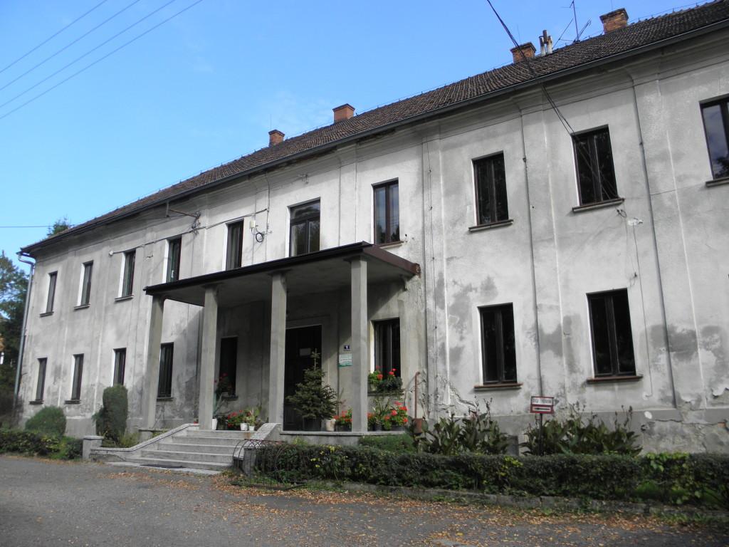 Dwór Domasik w Dankowicach