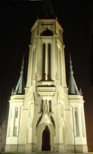 Kościół w Wilamowicach